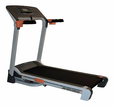 New Electric Treadmill PRO SUSPENSION 2.0 CHP EverDrive Motor wide 450mm belt