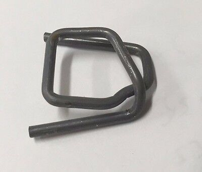 250 x 12mm Wire Buckles for Poly Strapping, Strapping Clips