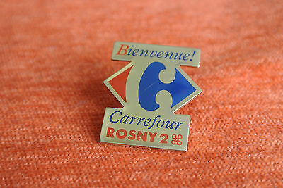 16158 Pin's Pins Carrefour Paris Rp Rosny 2