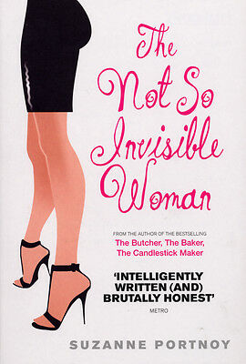 Suzanne Portnoy - The Not So Invisible Woman (Paperback) 9780753513958