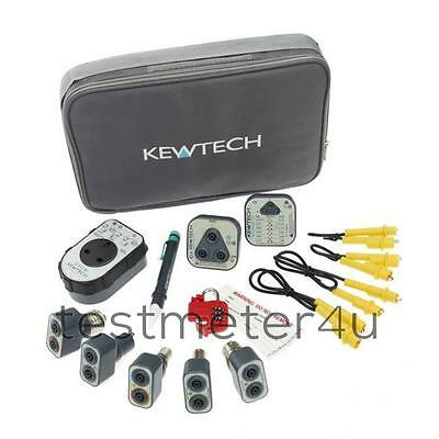 Kewtech 17th Edition Testing Accessory Kit 2