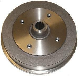 VW Beetle, VW Karmann Ghia  Rear Brake Drum - 1968 to 1979