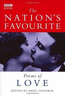 Daisy Goodwin - The Nation's Favourite: Love Poems (Paperback) 9780563383789