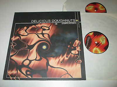 2 LP/DELICIOUS DOUGHNUTS COMPILATION II/jazza002