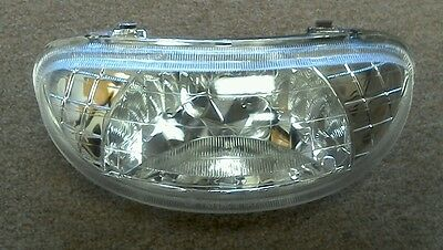 New Chinese scooter 50cc  Head Light ATM 50 A1A