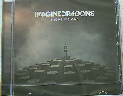 Night Visions - Imagine Dragons (Cd)  Neuf Scelle