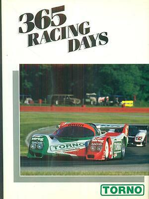 365 Racing Days 1988 Sport/spettacolo Paolo D'alessio Mcservice 1988