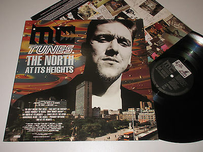 "12""/MC TUNES/THE NORTH AND ITS HEIGHTS/ZIT 9031-71946-1+ois"