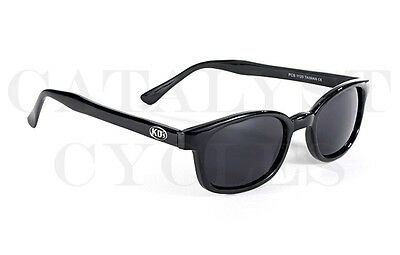 X-KD's Sunglasses Super Dark Grey Lens X-KDs with Free Pouch Original KD Shades