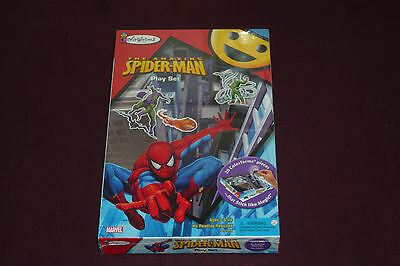 Rare Amazing Spider Man Colorforms Playset W/ 20pcs  NEW & SEALED