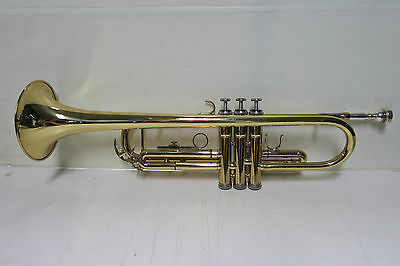 Ex Lease Ashton Tr10 B-Flat Trumpet With Case