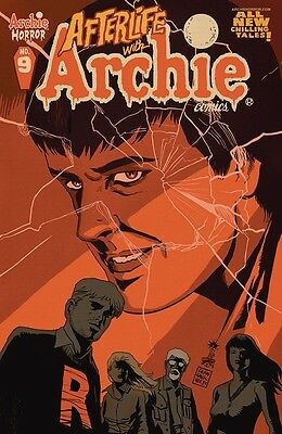 AFTERLIFE WITH ARCHIE #9 Regular Cover Archie VF/NM Comic - Vault 35