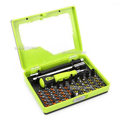 53 in 1 Precision Torx Screwdriver Cell Phone Repair Tool Set Tweezer Mobile Kit