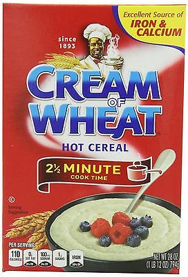 Cream of Wheat  Cereal 28oz 794g  American Import