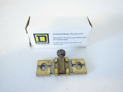 New Square D B22 Overload Relay Thermal Unit