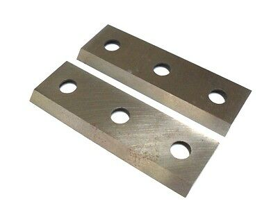 Replacement Blades For A Chipper Shredder Mulcher - 6.5 & 13 Hp - 2 Blades