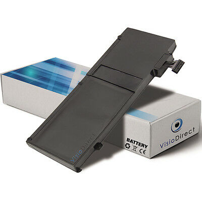 Batterie 5800mAh 10.95V type A1322 pour portable APPLE 2009-2012