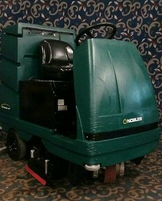 "Tennant Nobles EZ Rider 32"" ride on floor scrubber"