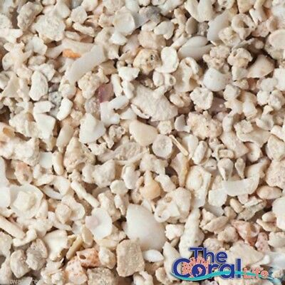 Caribsea Florida Crushed Coral Substrate - 40Lb Bag