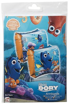 Official Disney Finding Dory Arm Bands/Swimming Aids *NEW*