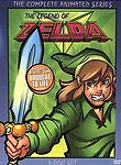 The Legend of Zelda - The Complete Animated Series (DVD, 2005, 3-Disc Set) NEW