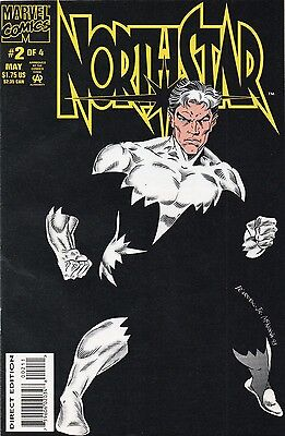 Northstar #2 (May 1994, Marvel) Fine