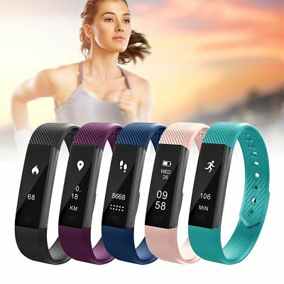 HOT Bluetooth Smart Bracelet Sport Watch Step Calorie Counter Tracker Pedometer