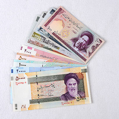 NEW Bank note Middle East Collection Persian