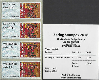 Post & Go 2016 Spring Stampex Royal Mail 500 Heritage Transport Jersey Guernsey