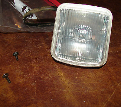 Headlight assembly CTM Mobility Scooter 3 wheel