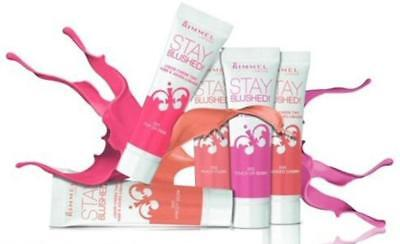 Rimmel Stay Blushed Liquid Cheek Tint - Choose Your Shade - 14ml