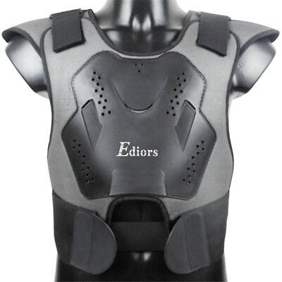 Ediors Sentinel Protective Armor Gear Motocross Youth Chest Protector Vest Guard