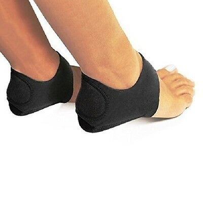1pair Foot Plantar Fasciitis Therapy Wrap Arch Support Relieve Heel Pain Sock SG
