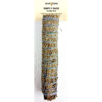 Simply Sage Smudge Stick - Smudging Clearing Ritual House Herbs Sage Sages