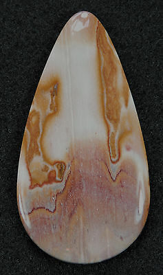 SSNW HIDDEN VALLEY  JASPER CABOCHON ~ large pendant cab