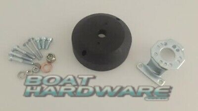Multiflex 90 degree Mounting Bezel Kit Steering Install Outboard/Inboard Engines