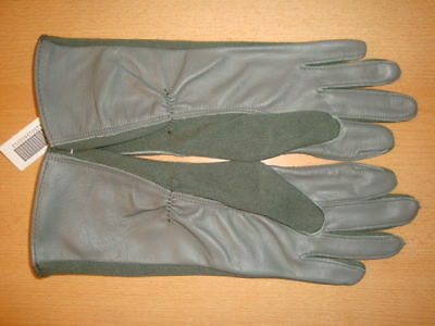 NOMEX Flight Gloves Piloten Aviation Handschuhe Feuerresistent - NEW Army Devgru