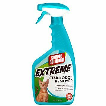 Simple Solution Extreme Stain & Odour Remover for Cats 750ml