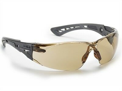 Bolle Safety BOLRUSHPTWI Rush+ Safety Glasses - Twilight