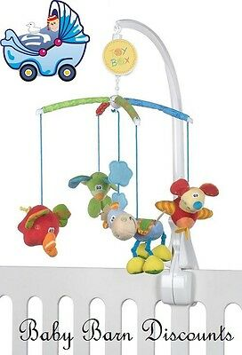 Playgro - Musical Mobile - Toy Box
