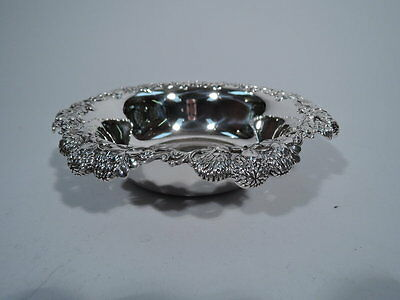 Tiffany Clover Bowl - 13780 - Antique Aesthetic - American Sterling Silver
