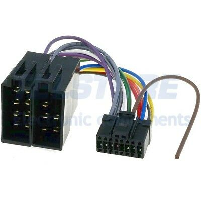 1pcs  Connettore ISO Pioneer PIN 12 TELSTORE