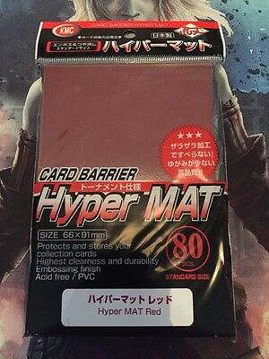 Kmc Hyper Mat Red Card Barrier - Standard Size (80)