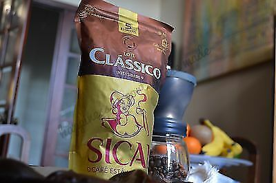 Sical Roasted Bean Coffee 250g - from Portugal