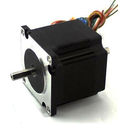 "Single shaft Stepper Motor NEMA23 140oz/in 2.8A 1/4"" (KL23H251-28-4A)"
