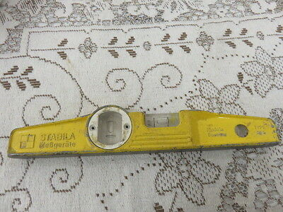 Stabila 81S 250mm level Good Condition-normal wear- construction tools