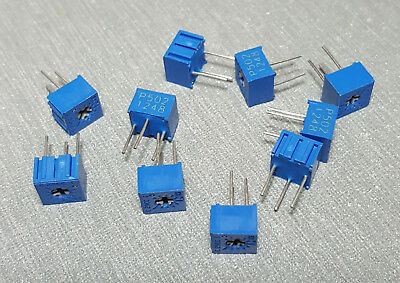 3362P-1-502LF 3362P 3362 5K OHM Trimpot Trimmer Potentiometer Pack of 10