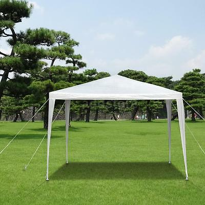 3m*3m Waterproof Outdoor Garden Gazebo Marquee Canopy Picnic Camping Tent J9G7