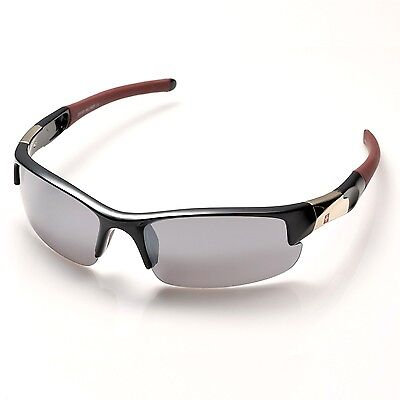 [SWISS MILITARY] Polarized Sunglasses Running Golf  Fishing Sports Glasses 202