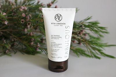 VITA LIBERATA Travel Size Fabulous Self-Tanning Gradual Lotion (1.69 oz.)